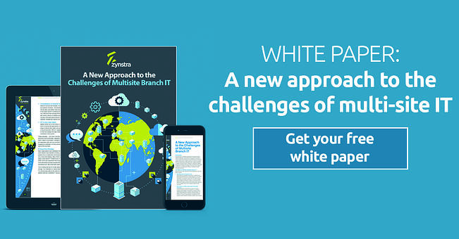 White Paper: Multi-Site IT Challenges